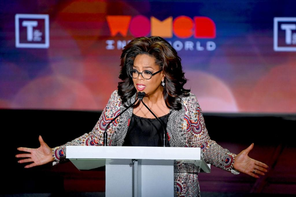 Oprah Purchases $10K Wedding Gown For Student