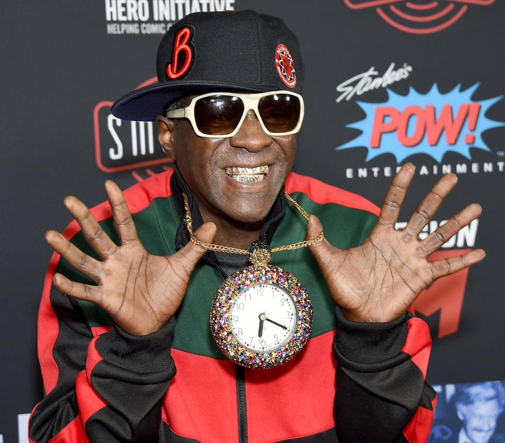 Flavor Flav Sues Ex-Business Partner For Screwing Him Out Of Joint Restaurant