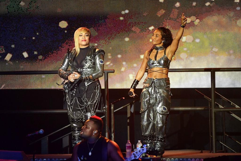TLC's Chilli Says Artists Should Keep Feelings Out Of Business