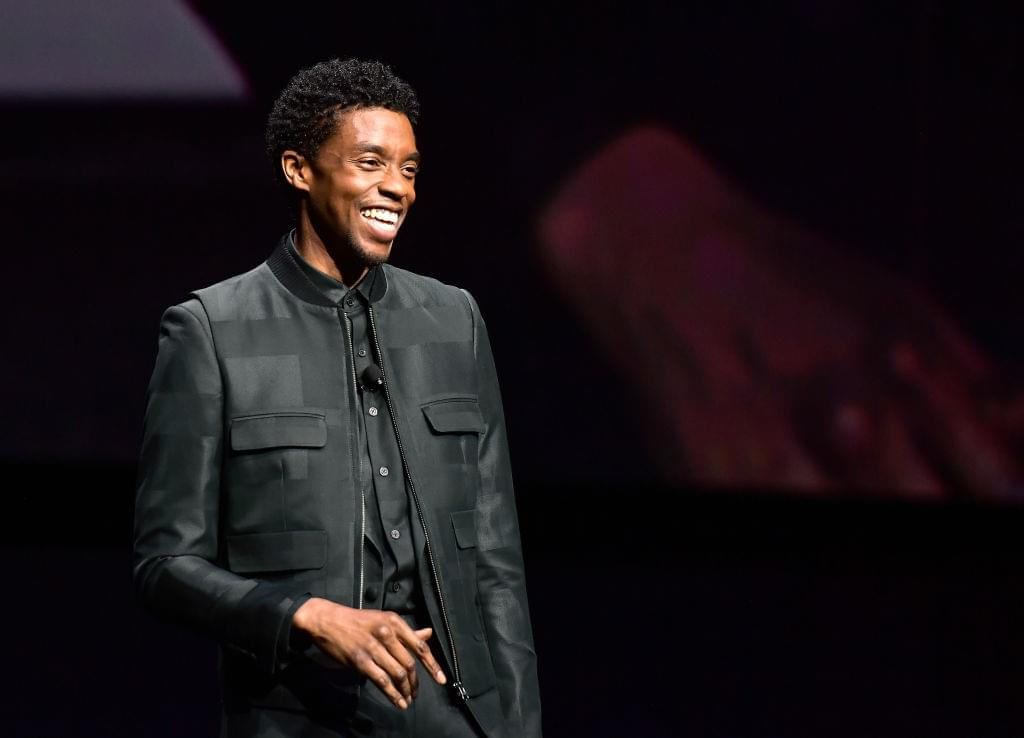 "Chadwick Boseman Set To Play ""Yasuke,"" Japan's First African Samurai"