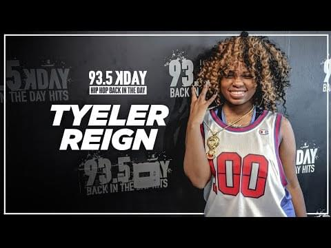 Tyeler Reign on 'The Rap Game', Performing W/Yo-Yo At Krush Groove, New Music, Shoe Deal & More