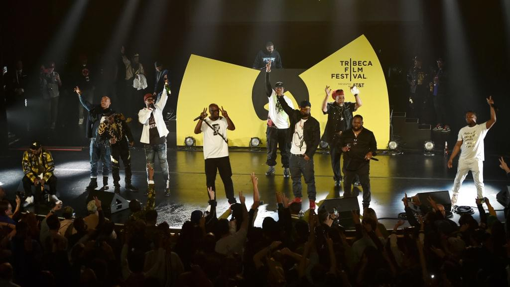"Wu-Tang Clan Announce ""Of Mics & Men"" EP Dropping This Friday"
