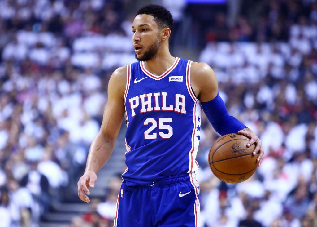 Philadelphia 76ers May Be Looking To Trade Ben Simmons For LeBron James