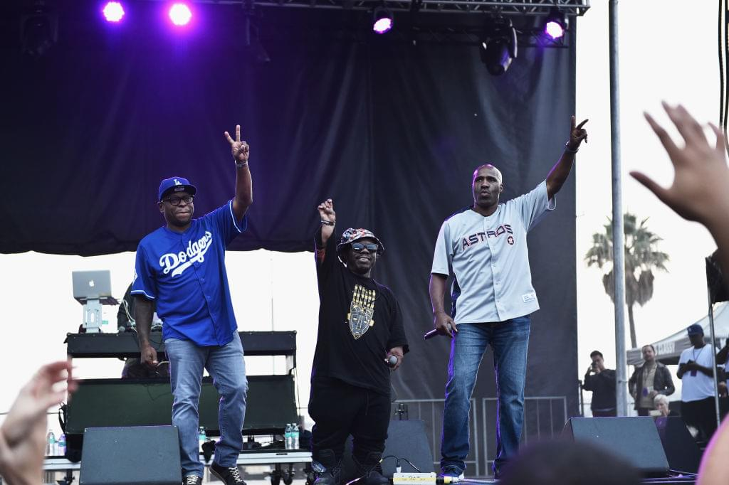 Geto Boys Cancel Tour Because Of Bushwick Bill's Issues With Promoters