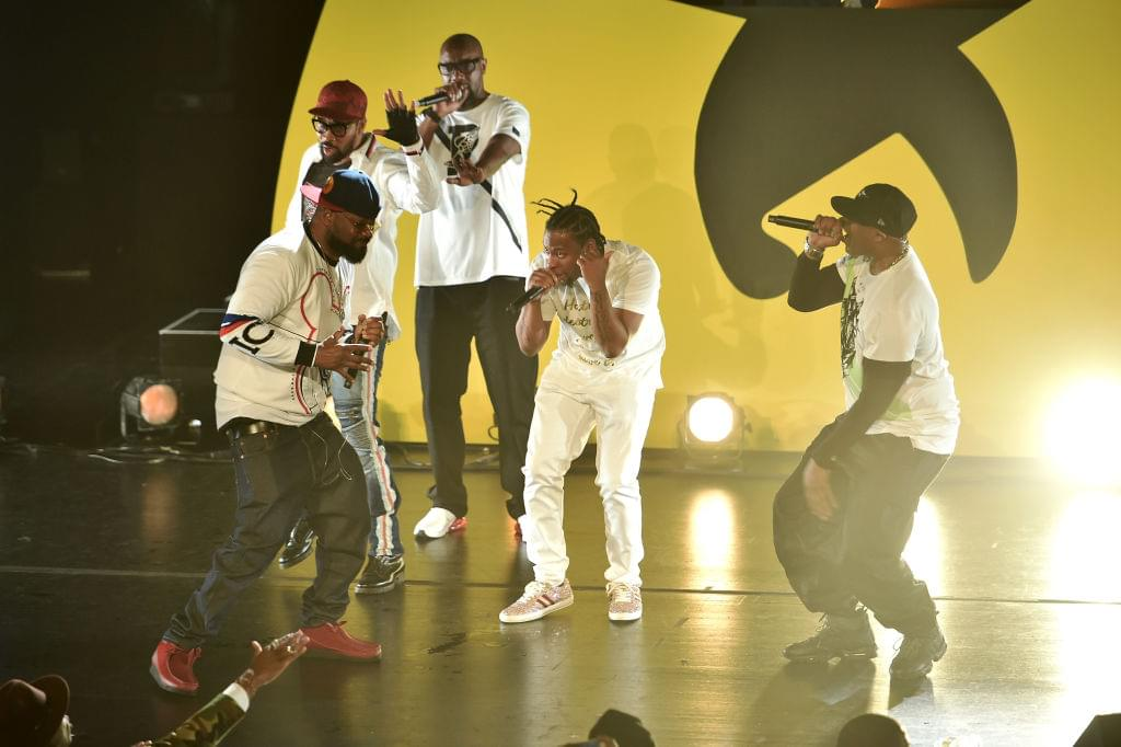 Wu-Tang Clan Makes History & Becomes First Hip-Hop Act To Headline Legendary Country Music Venue