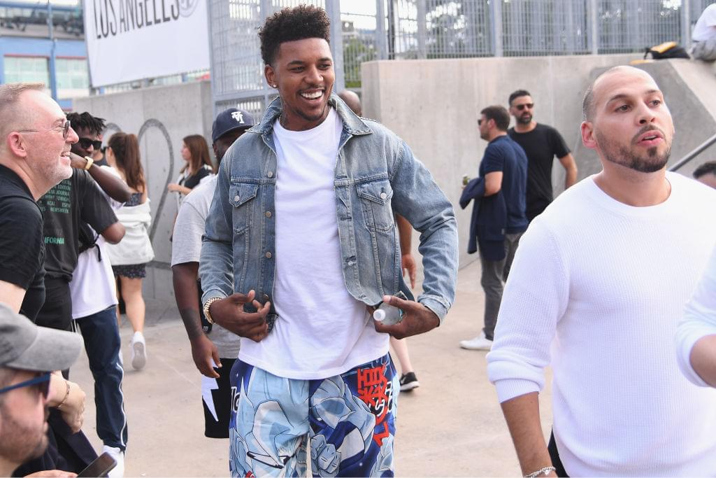 Nick Young Is Set To Name His Newborn Son After Tupac Shakur