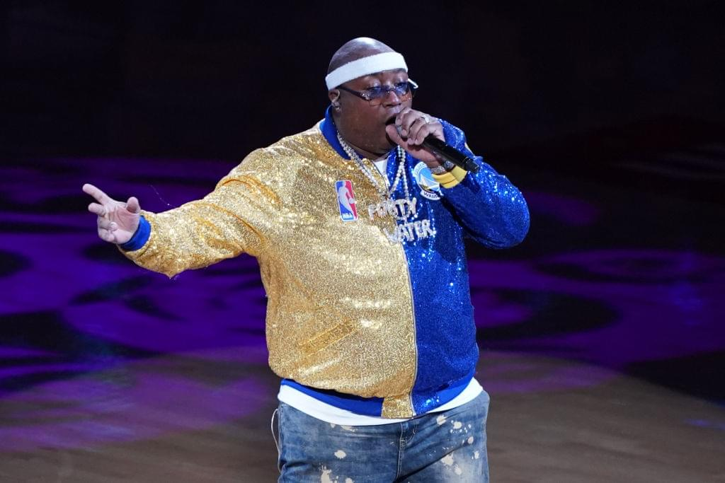 "E-40 Reveals Cover Art & Release Date For New Album ""Practice Makes Paper"""