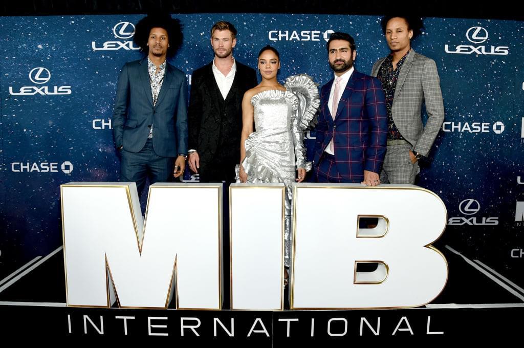 """Men In Black: International"" Crushes International Box Office With $74 Million Overseas"