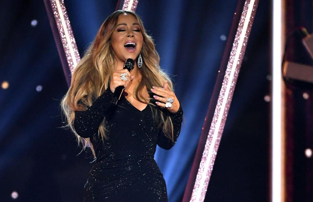 """Mariah Carey Says She's Only Been With """"Five People"""" In Her Life"""