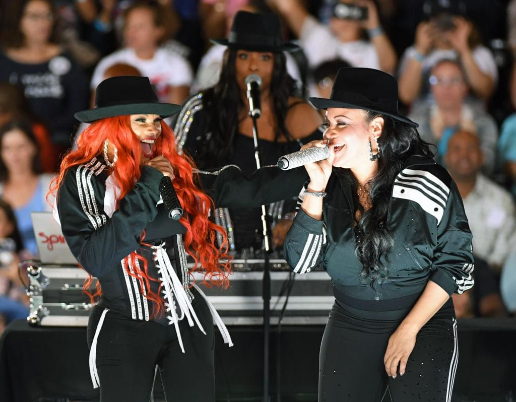 DJ Spinderella Reportedly Suing Salt-N-Pepa For Unpaid Royalties & Fraud