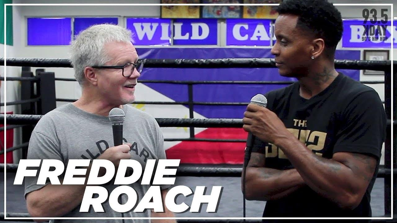 Freddie Roach Opinion On Mayweather Rematch, Telling Fighters Their Career Is Over, And More!