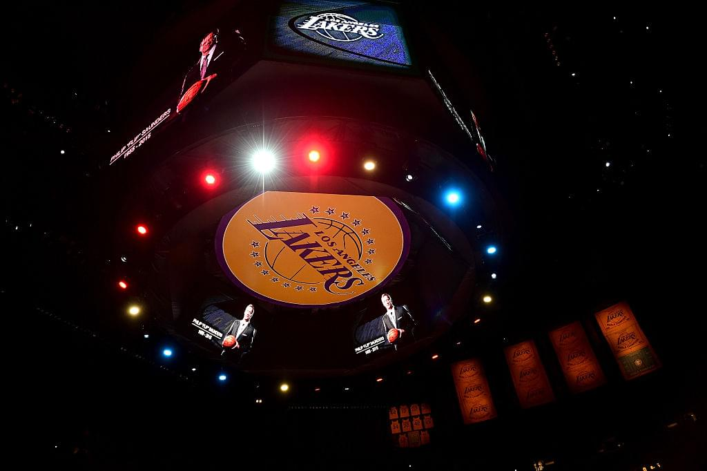 Lakers & Dodgers Among Most Valuable Franchises On Forbes' Top 50 List