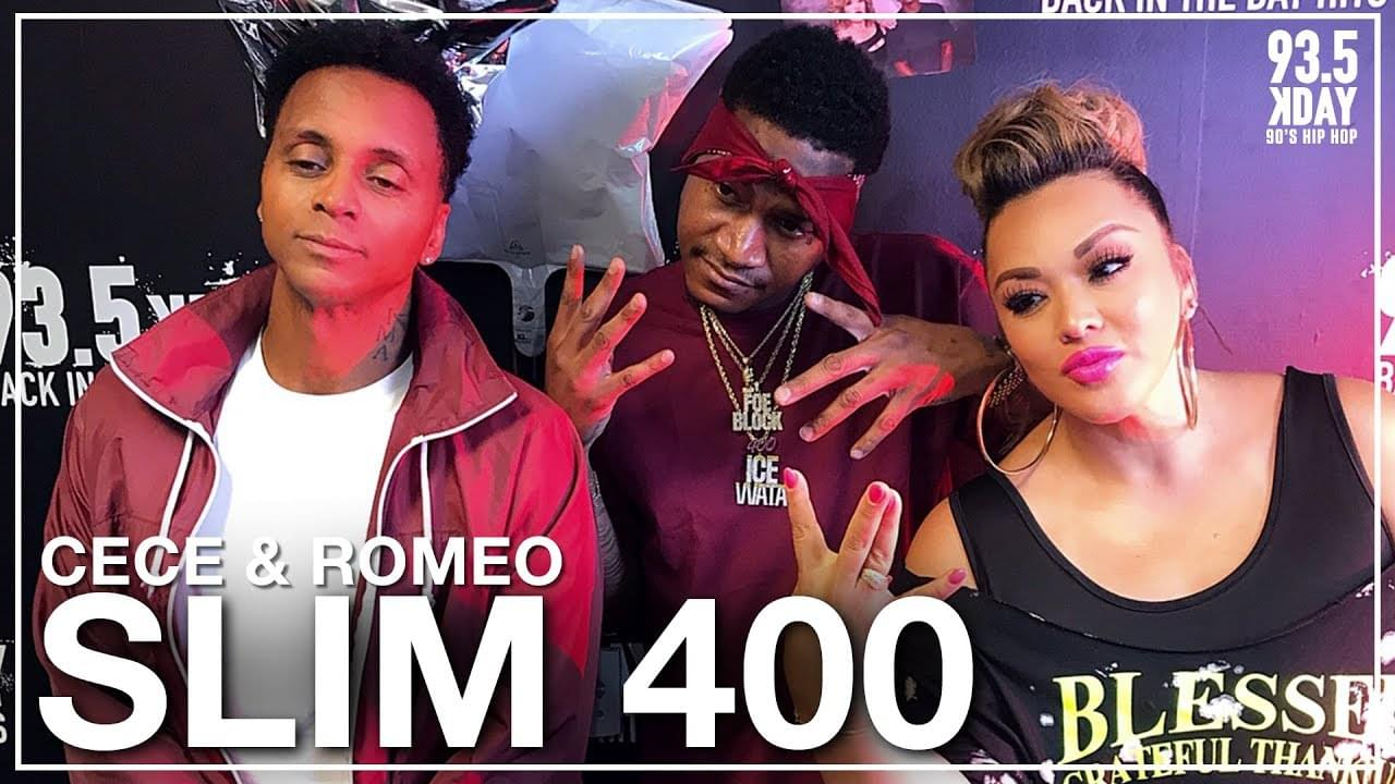 Slim 400 On Getting Shot 9 Times, Family Saving His Life, New Lifestyle, And New Music