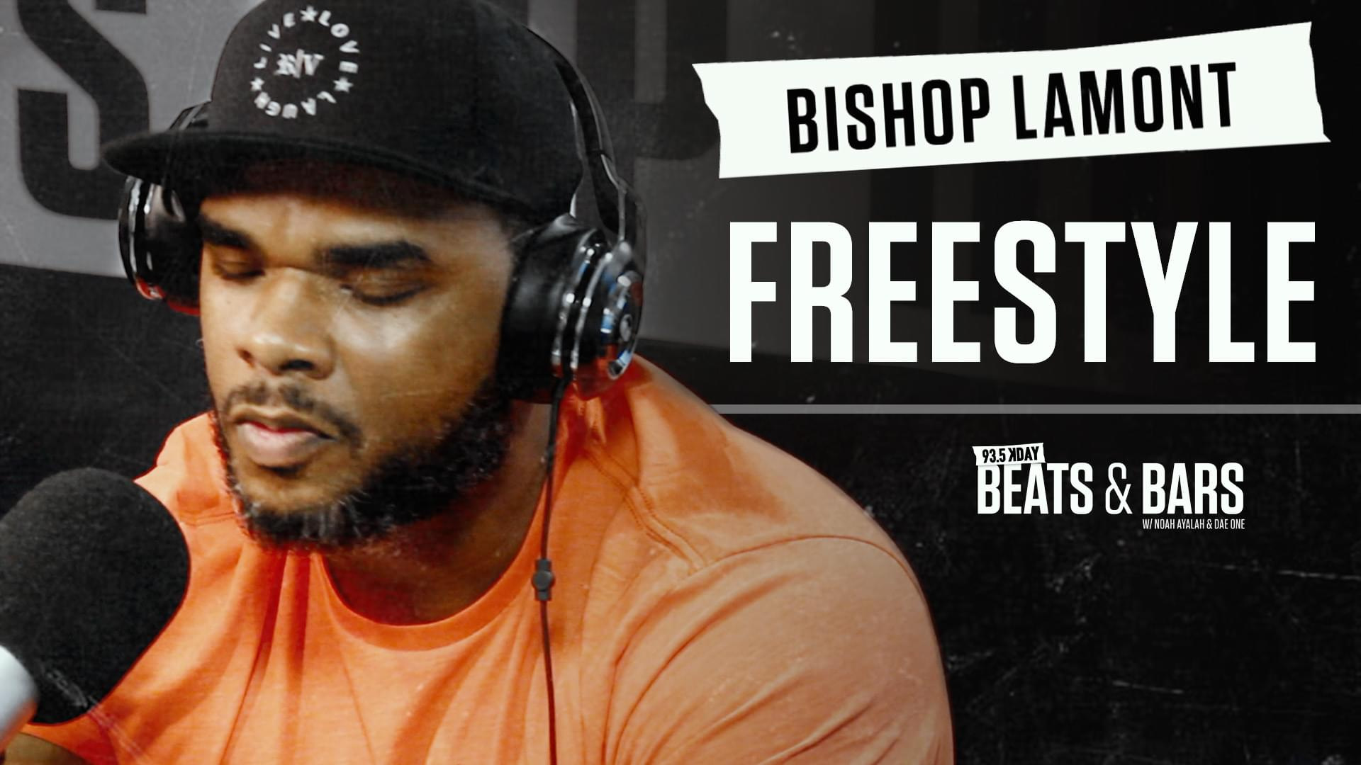 Bishop Lamont Freestyles Over Dae One Beat + Talks Kurupt's Influence