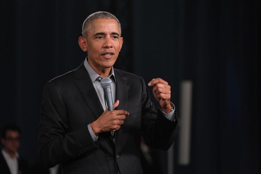 Barack Obama's Basketball Game-Worn High School Jersey Could Sell For $100K