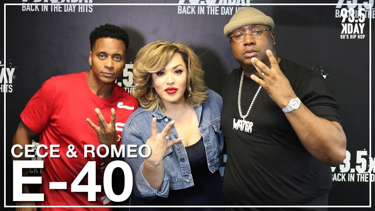 E-40 On New Album 'Practice Makes Paper', Album w/ Scarface, And More!