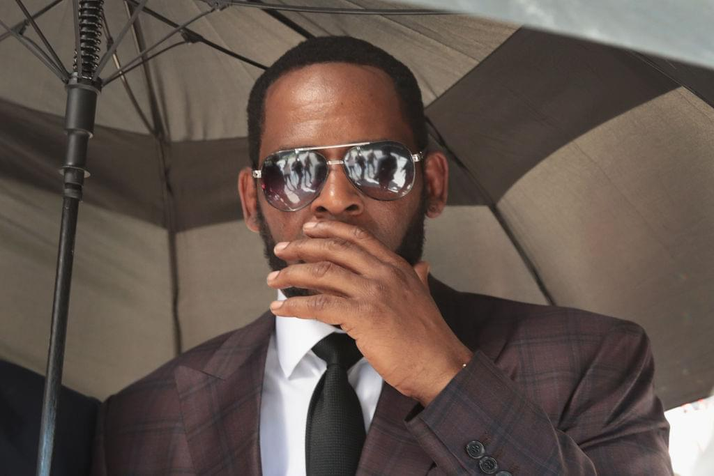 """R. Kelly Says There's """"Zero Evidence"""" That He Has Herpes"""