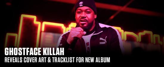 Ghostface Killah Reveals Cover Art & Tracklist For New Album