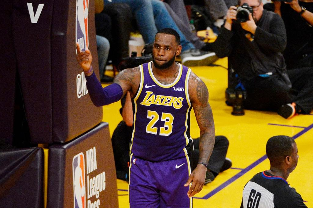 LeBron James Will Organize Lakers Minicamp In Las Vegas