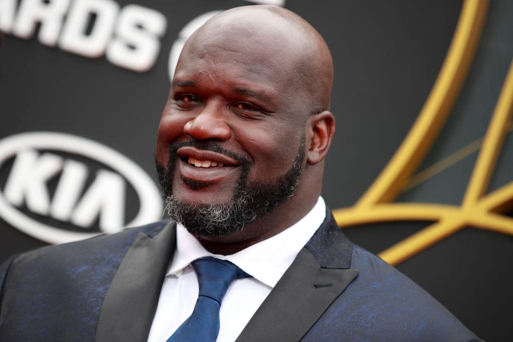 Shaq Launches A Kid's Basketball Sneaker Line With Skechers