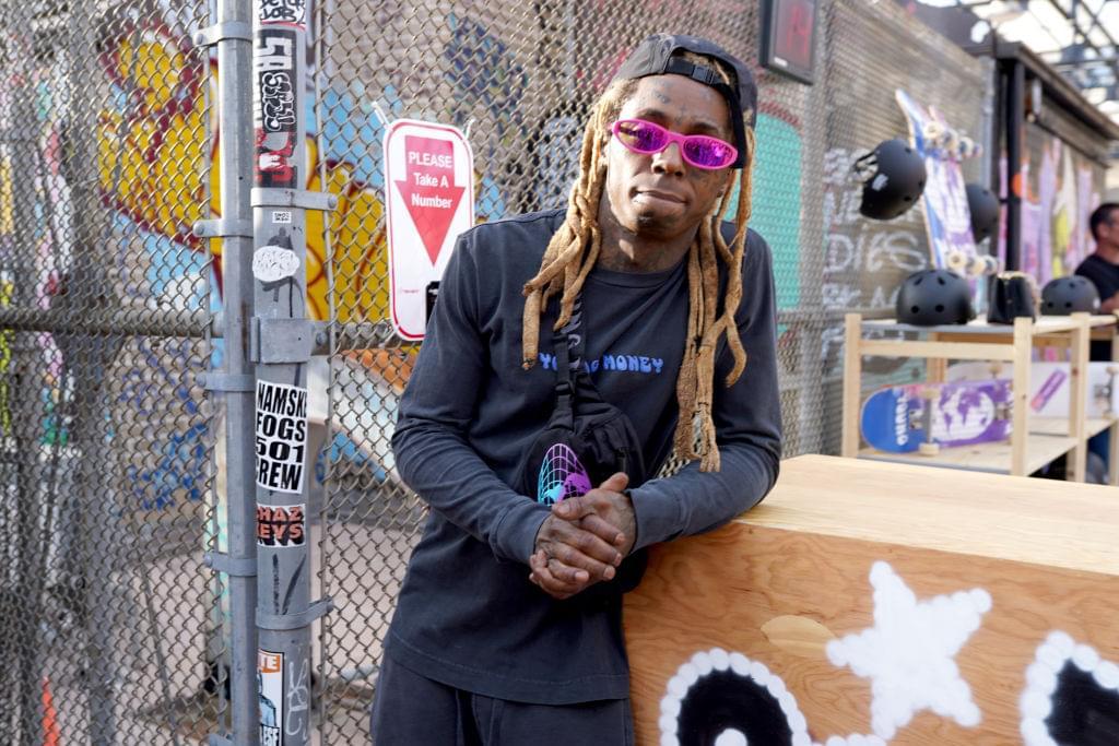 "Lil Wayne Says LeBron James Is ""The GOAT"""