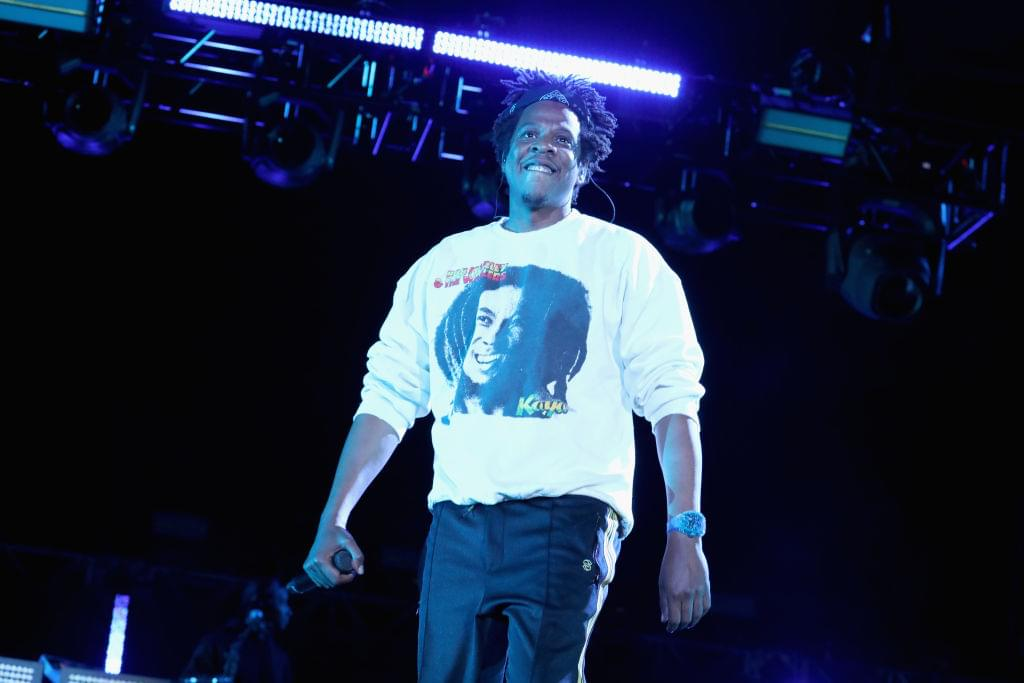 Jay-Z's Roc Nation Partners With The NFL