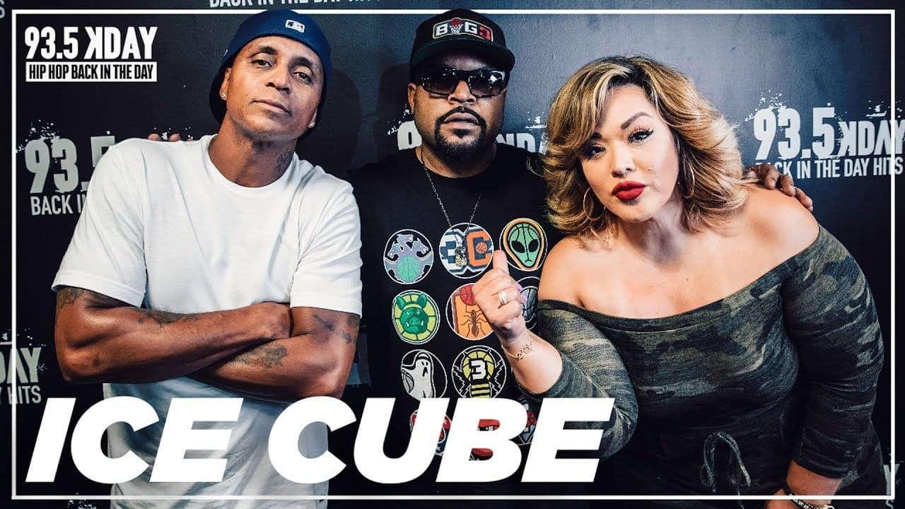 Ice Cube on Big 3 League, Hip Hop Squares & More