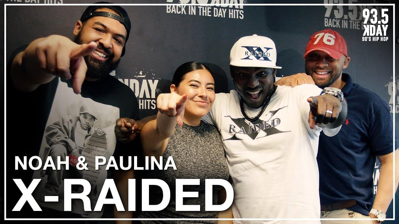 X-Raided Talks Working w/ Kim K & Meek Mill For Prison Reform + Thoughts on Kamala Harris