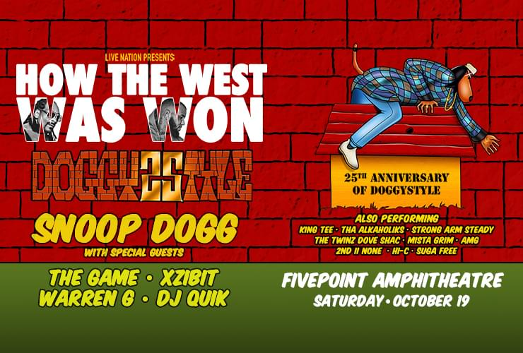 Win Tickets To How The West Was Won!! | KDAY-FM