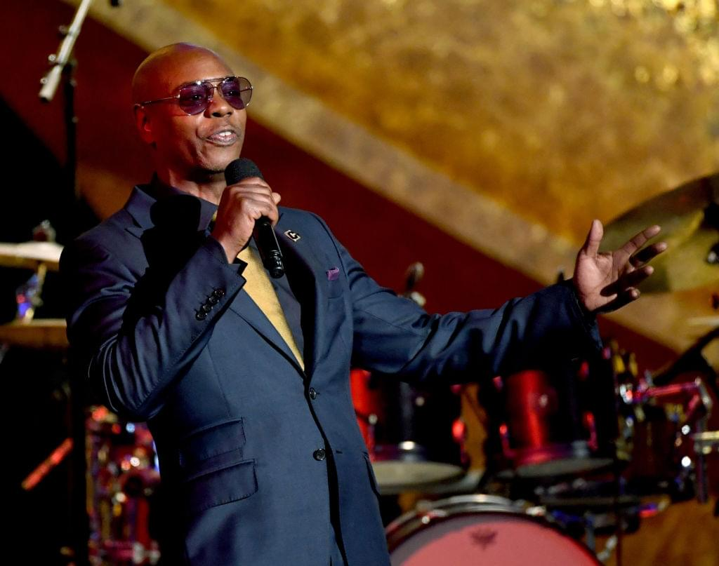 Dave Chappelle Set To Host Free Block Party To Help Mass Shooting Victims