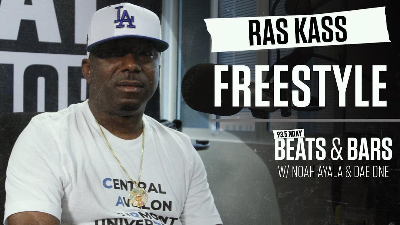 Ras Kass Freestyles Over Dae One Beat | BEATS & BARS