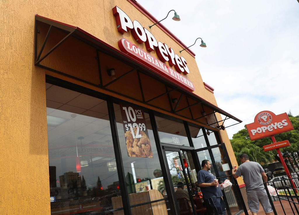 The Popeyes versus Chick-Fil-A beef has been blasting our timelines for the past week and while it doesn't look like it's slowing down anytime soon, with the long lines for chicken sandwiches, a North Carolina teen is taking the opportunity to come through for his community.