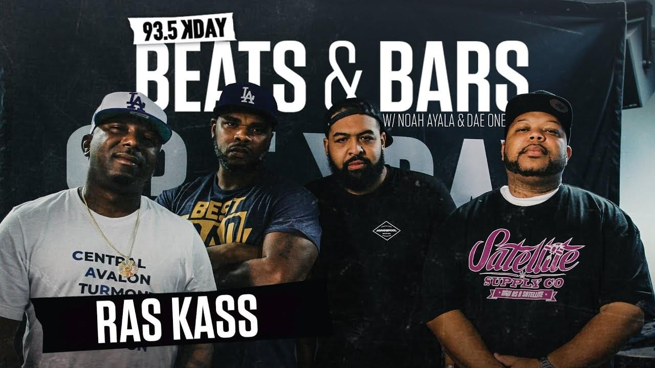 Ras Kass Talks 'Soul On Ice 2', Album Introducing Xzibit To Dr. Dre, & Passing Up Alchemist Beats