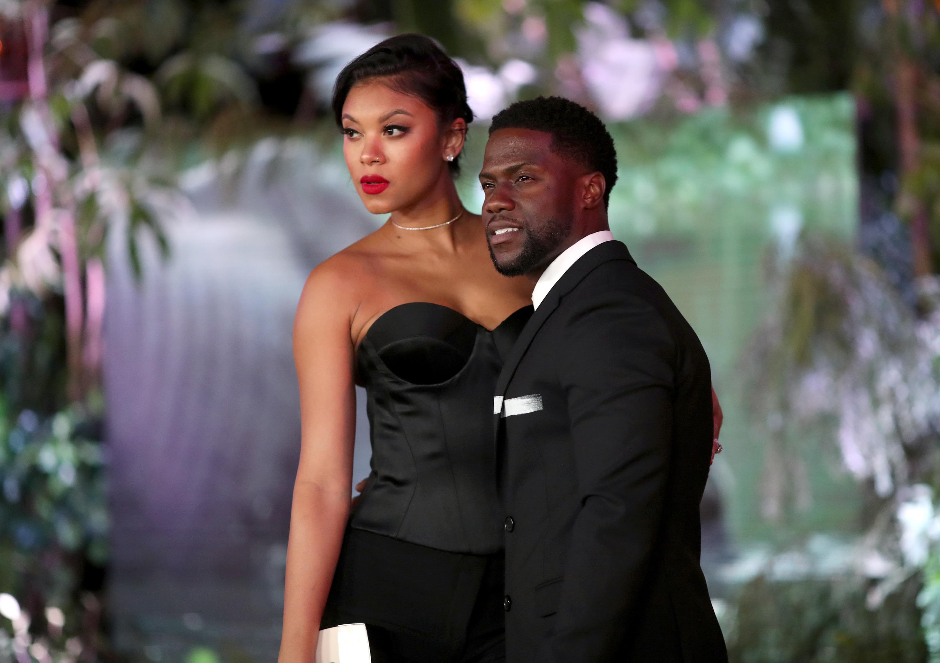 Kevin Hart's Wife Offers A Positive Update + His Back Surgery Was Reportedly Successful