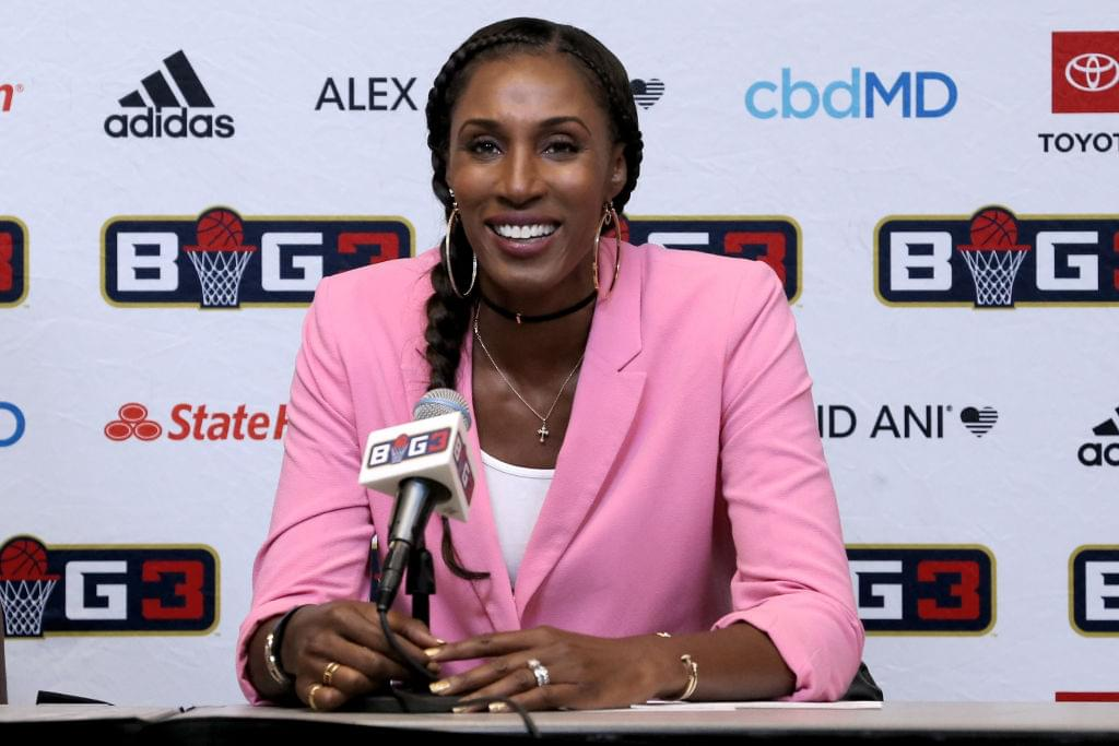 WNBA, LA Sparks Legend Lisa Leslie Will Be Honored With Staples Center Statue