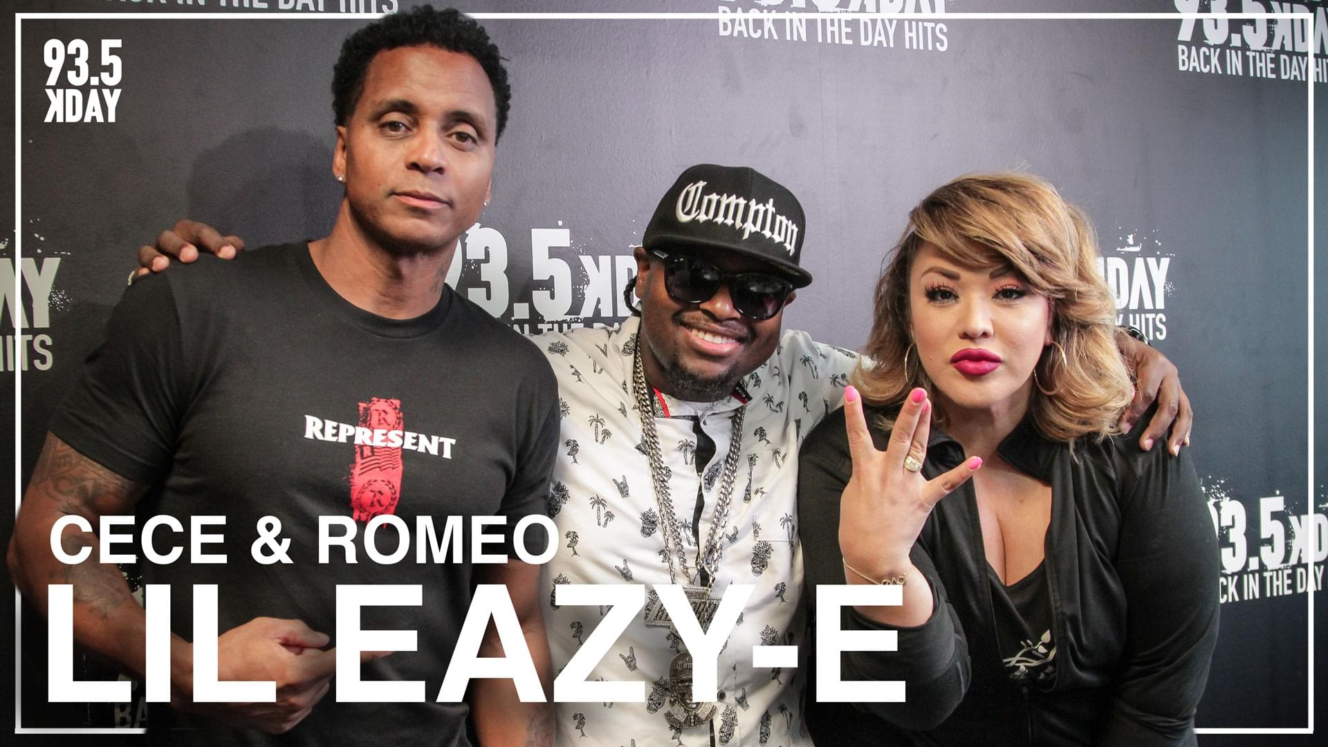 Lil Eazy E On Pressure To Uphold Eazy E S Legacy W New