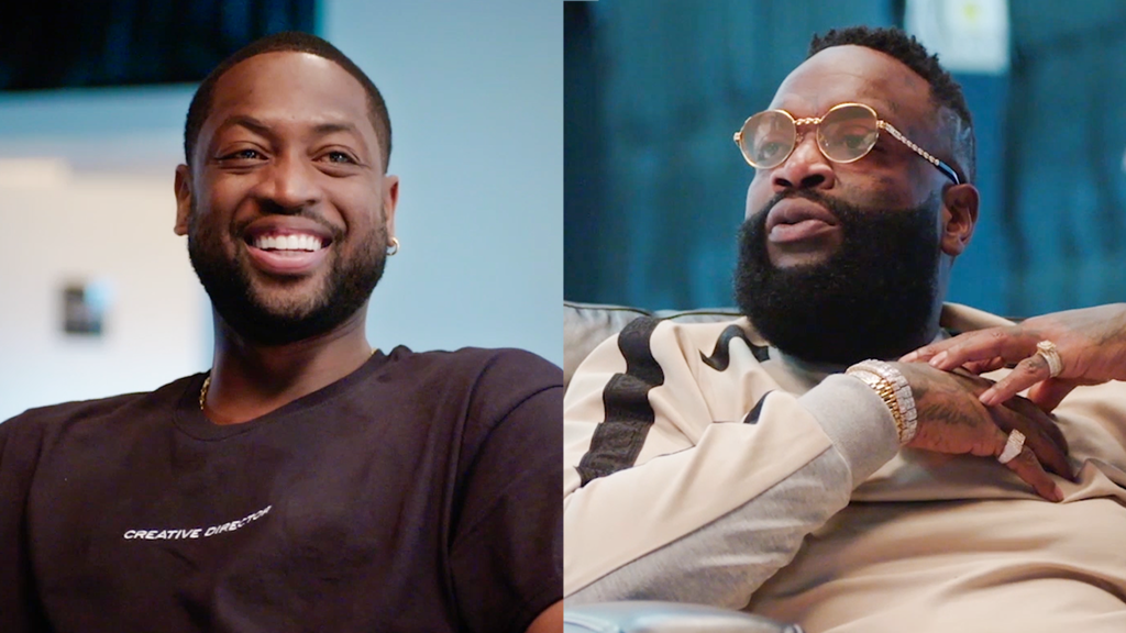 Rick Ross & Dwyane Wade Are Reportedly Interested In Owning An NFL Team Together
