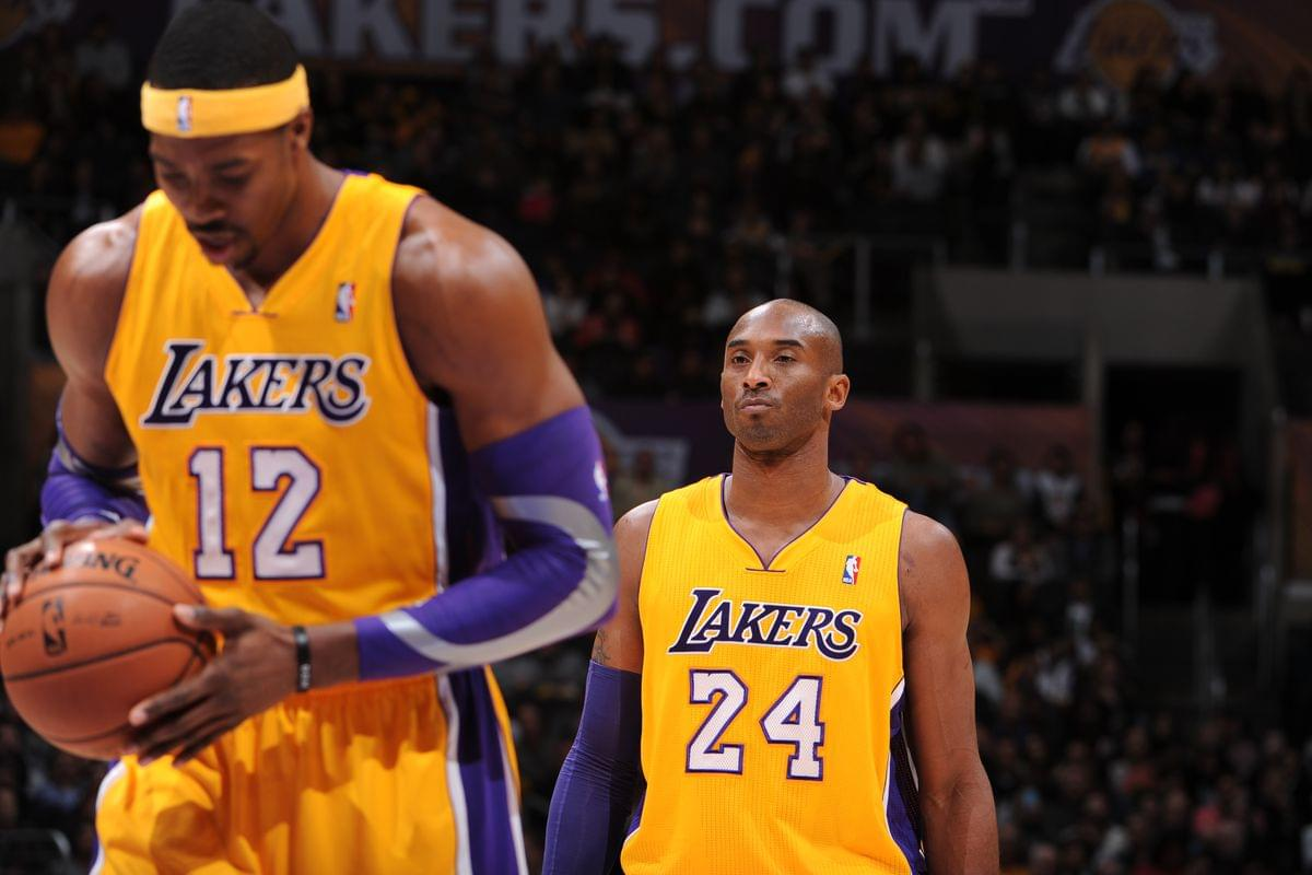 Kobe Bryant Says Dwight Howard Is Ready & Will Do 'Whatever Is Necessary' to Help Lakers