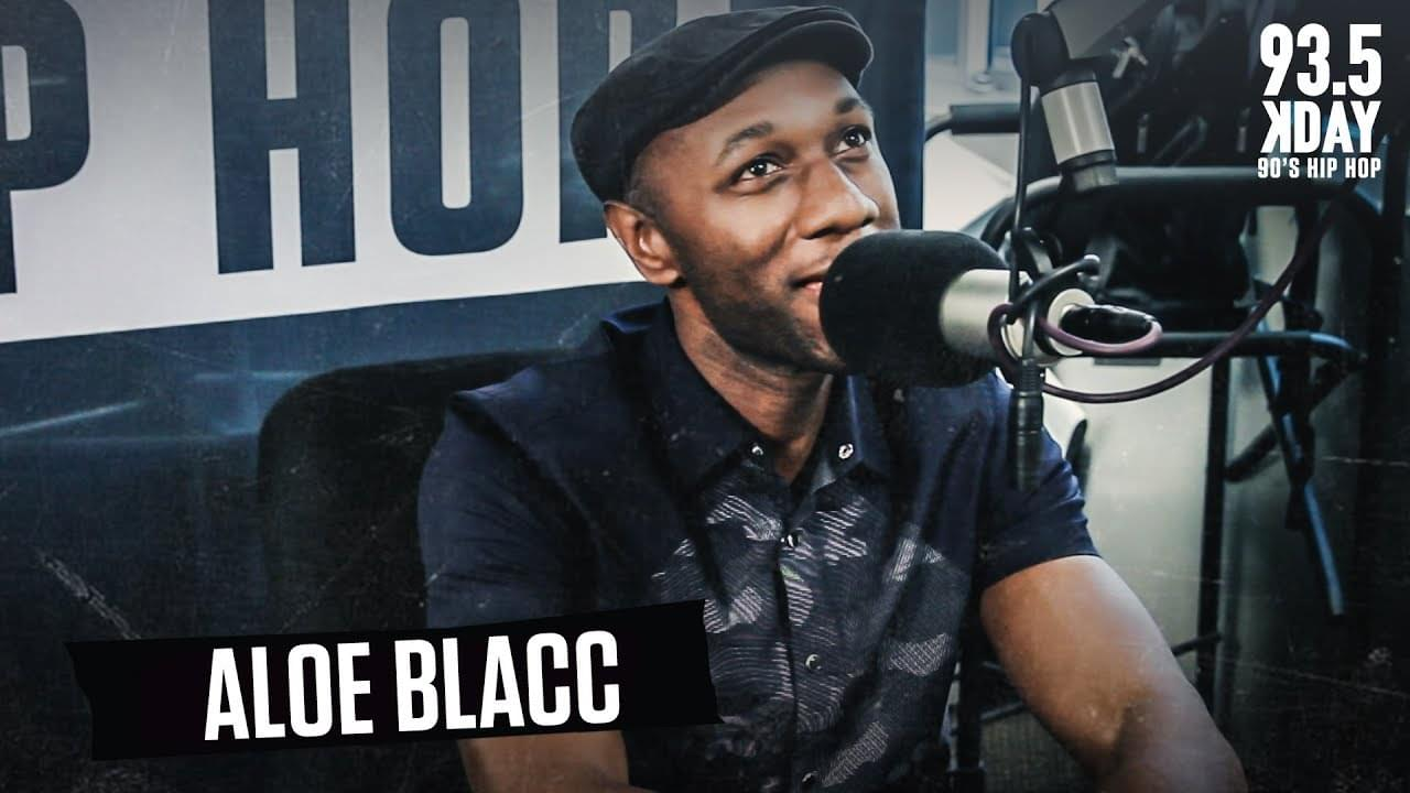 """Aloe Blacc On Unreleased Album 'Bird's Eye View' w/Exile, Success With Singing Over Rapping + """"Wake Me Up"""" with Avicii"""