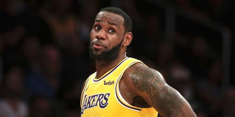 """LeBron James' """"Taco Tuesday"""" Trademark Application Denied By U.S. Patent Office"""