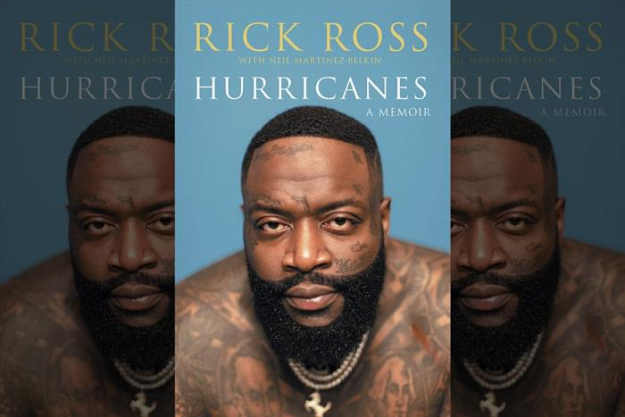 Rick Ross' Memoir Makes New York Times Bestseller List