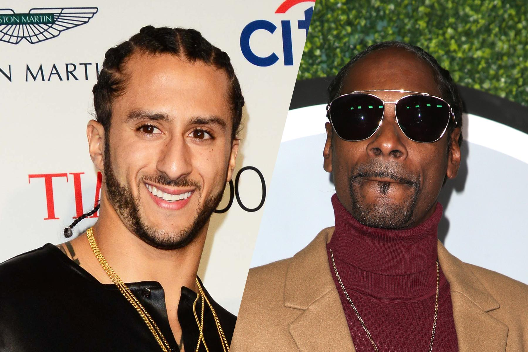 Snoop Dogg Urges Steelers To Sign Colin Kaepernick