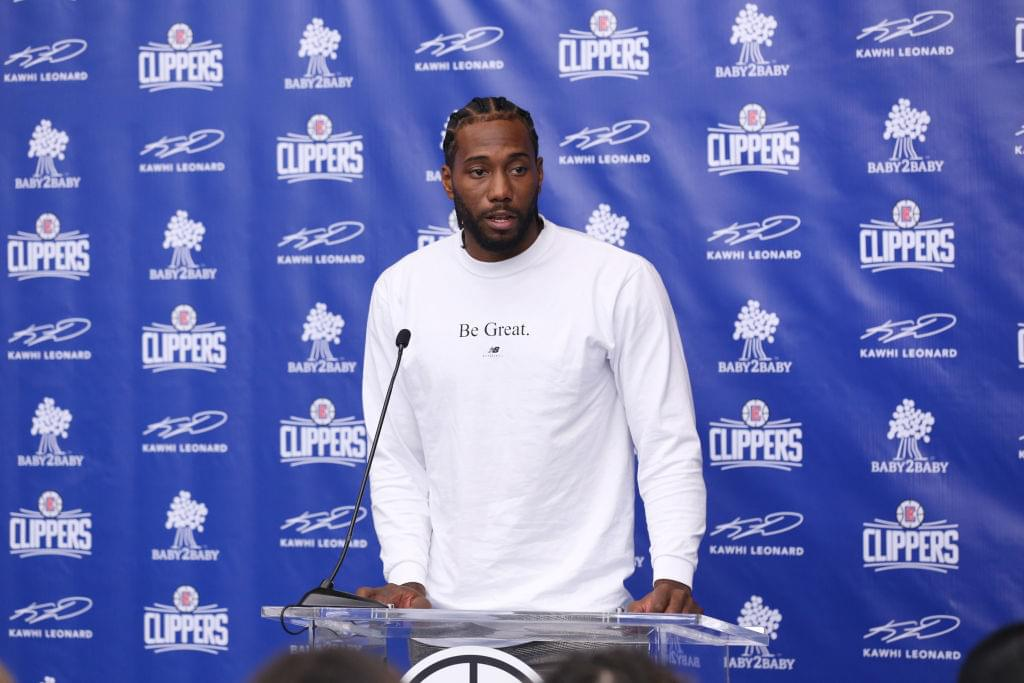 Kawhi Leonard Demanded Clippers Get Better Before Joining Them, According To Doc Rivers