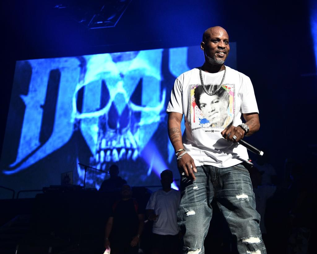 DMX Signs New Deal With Def Jam
