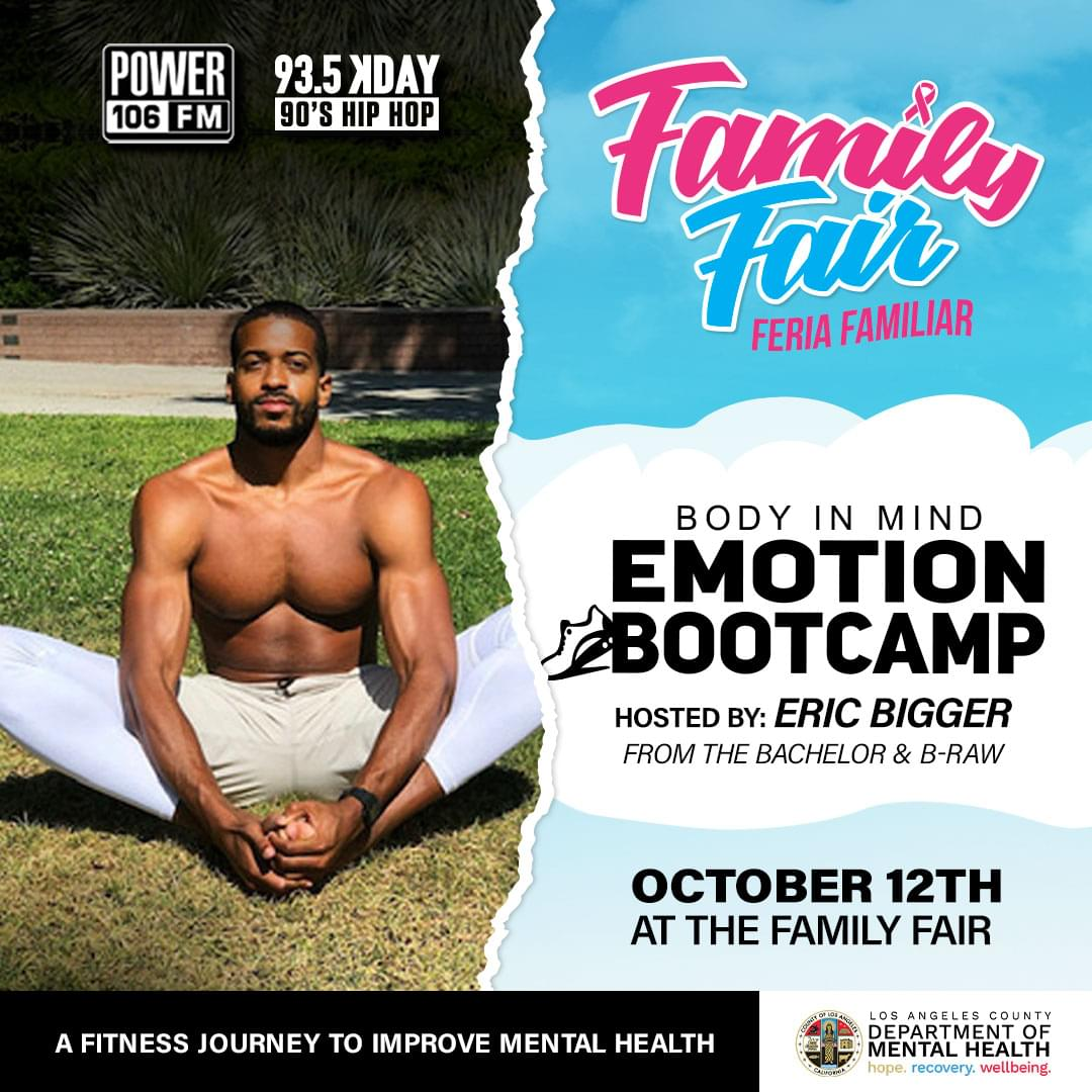 "Win And Participate In The Body In Mind ""Emotion Bootcamp"""