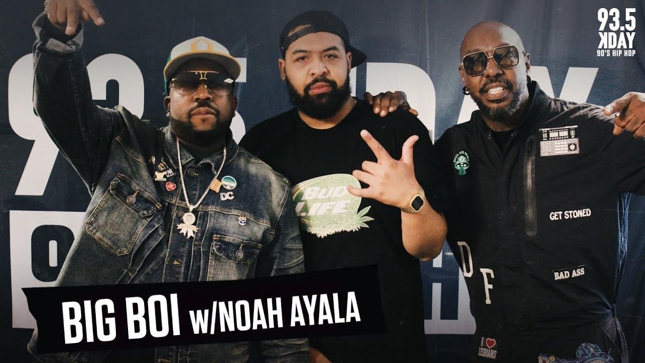 ig Boi Says Secret To Outkast Sound Is Drugs