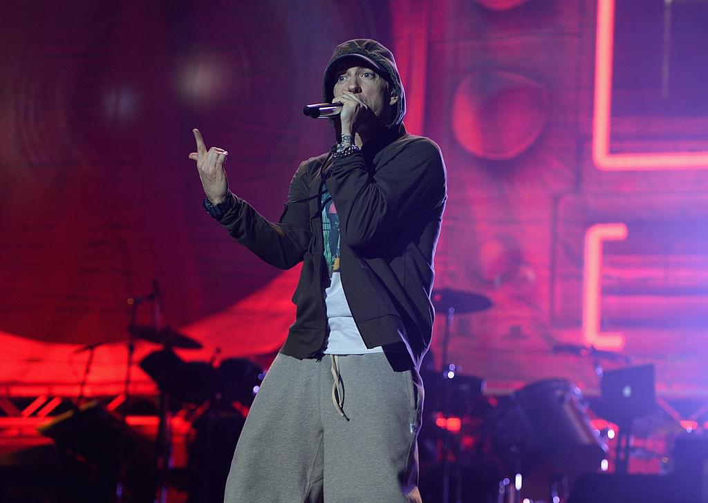 Eminem is Working on New Album According To 50 Cent