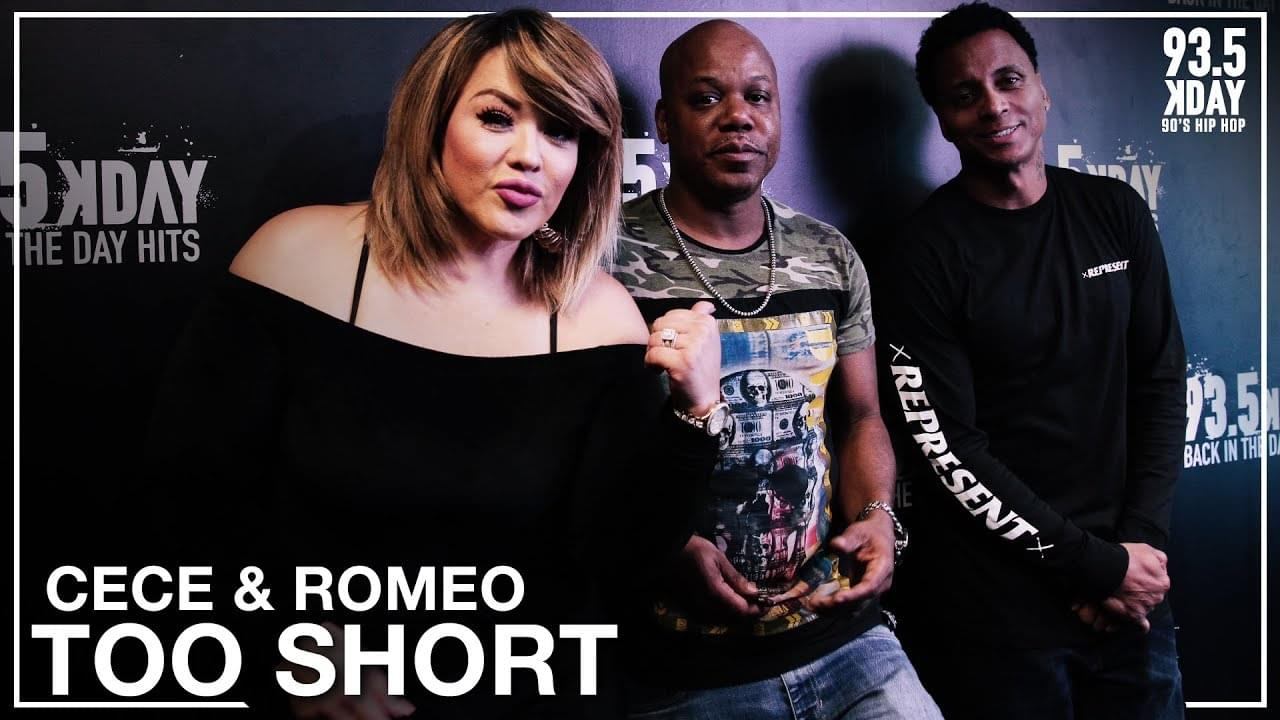 Too Short Talks New Weed Venture + Being A First-Time Father