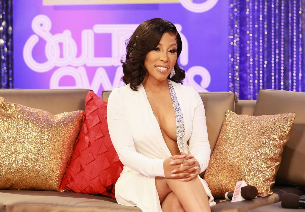 R&B Singer K. Michelle Compares R. Kelly To The Late Elvis Presley