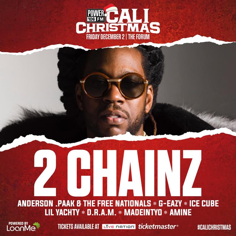 2 Chainz Releases His 2016 Ugly Dabbin Christmas Sweaters